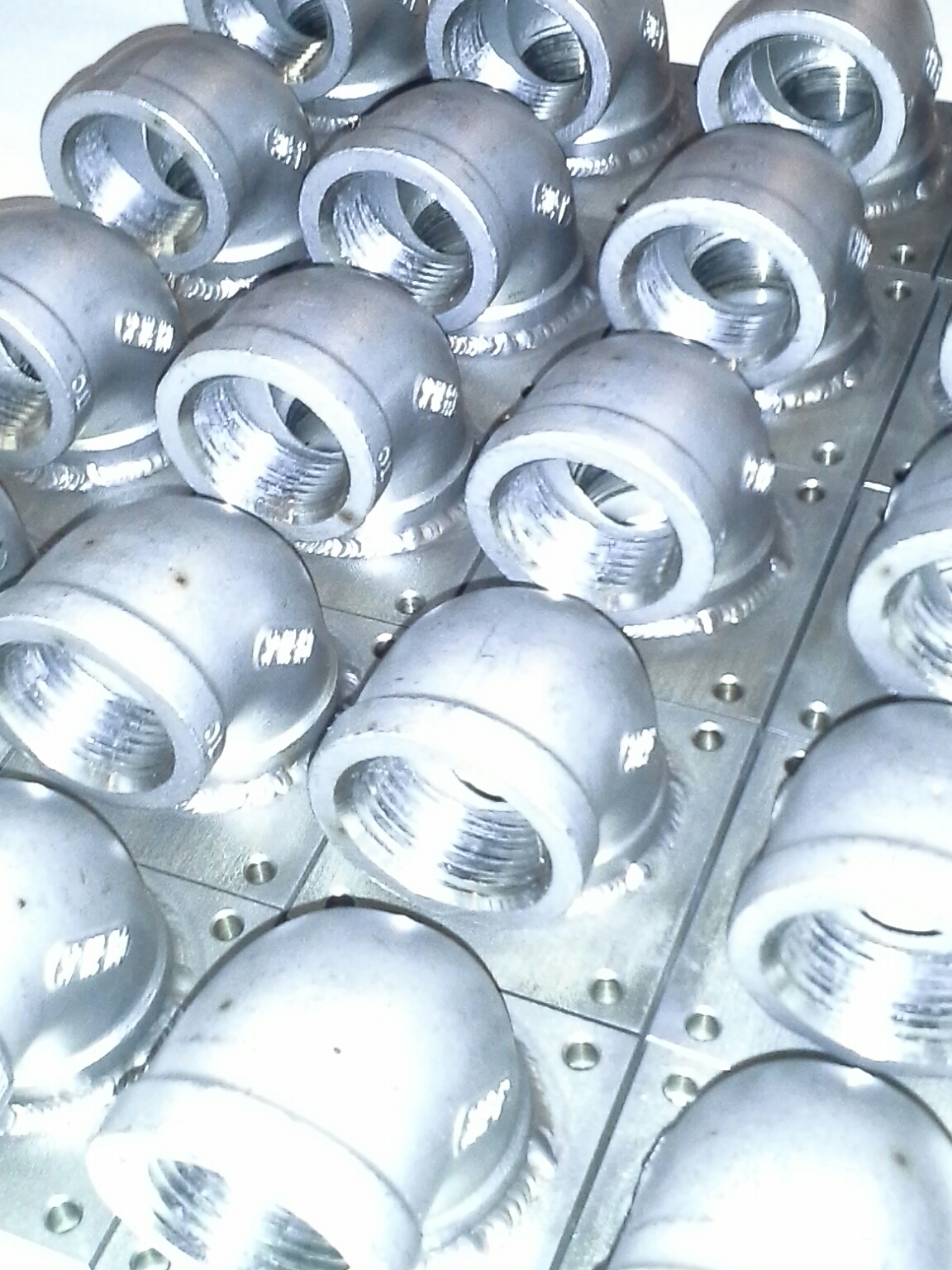 Stainless Weldments