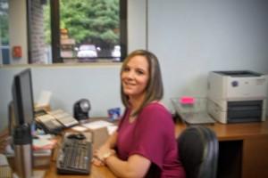 Amanda Dube, Administrative Assistant